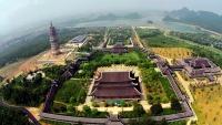 MyDinhTour cho thuê xe đi chùa Bái Đính