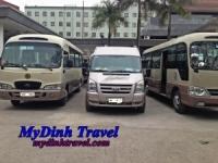 Xe 16 chỗ cho thuê - Dịch vụ thuê xe du lịch tại MyDinhTour