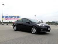 Xe 5 chỗ cho thuê du lịch Huế - Xe Kia K3 cho thuê giá tốt