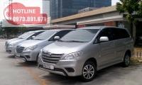 Xe Innova 7 chỗ cho thuê - chất lượng tốt