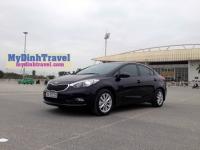 Xe cho thuê đi thăm quan - du lịch Huế